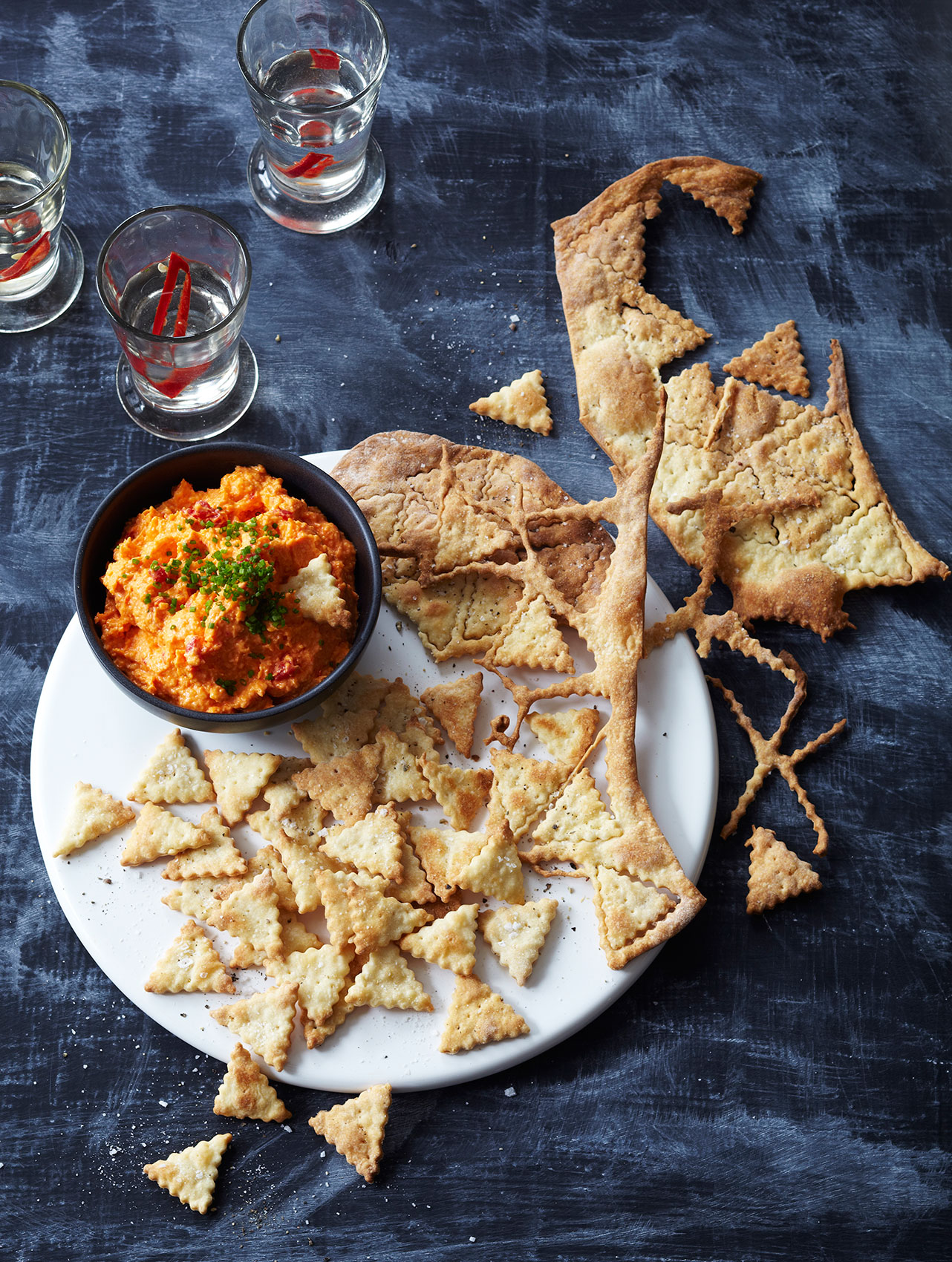 Cocktail Cabinet Pimento Cheese – Culinary Magazine Food Photography