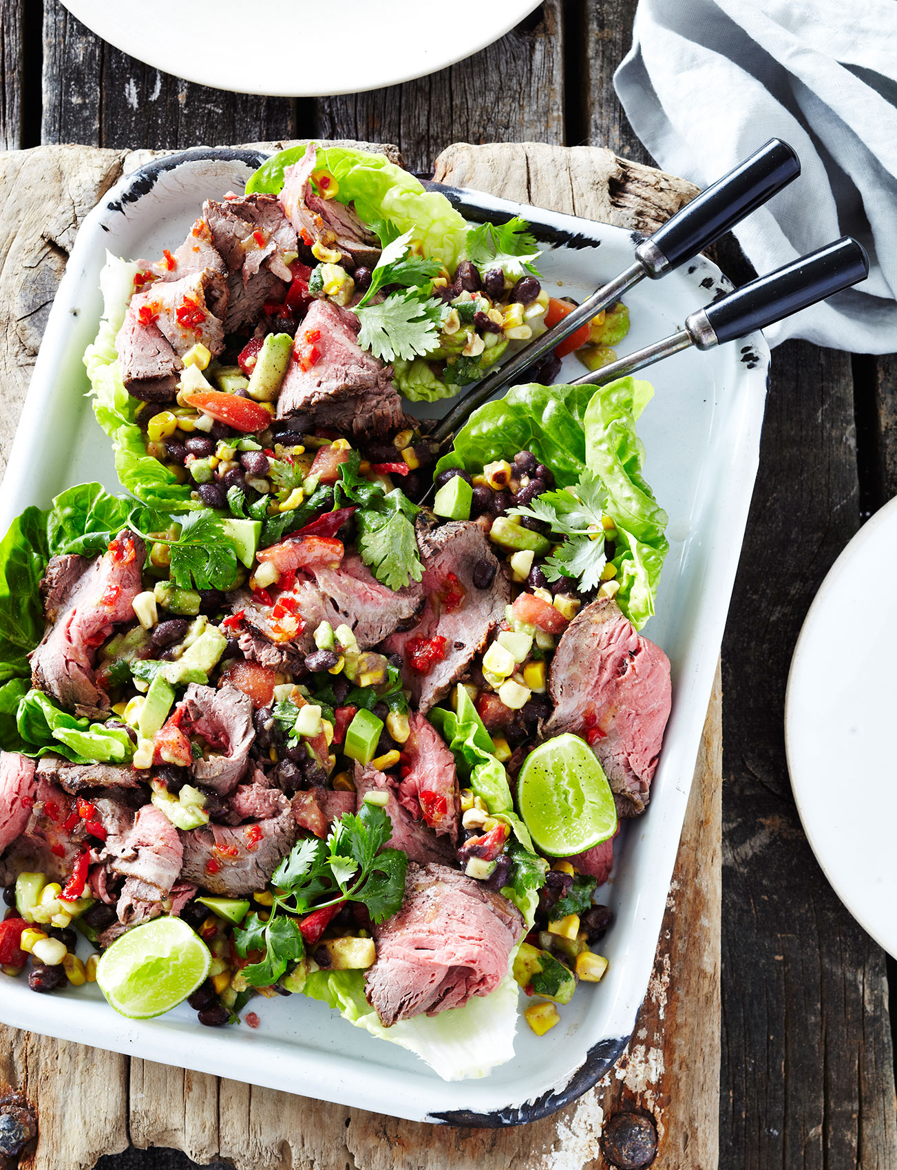 Penguin_Salads_Meats_MexicanBeef
